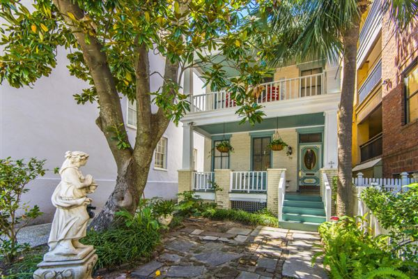 unique property in downtown charleston south carolina luxury homes
