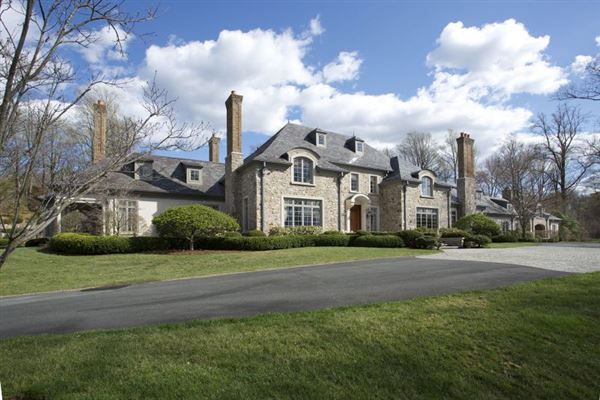 Morris county luxury homes and morris county luxury real for Luxury french real estate