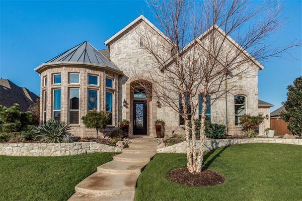 New Orleans Estate In Dallas Area Texas Luxury Homes