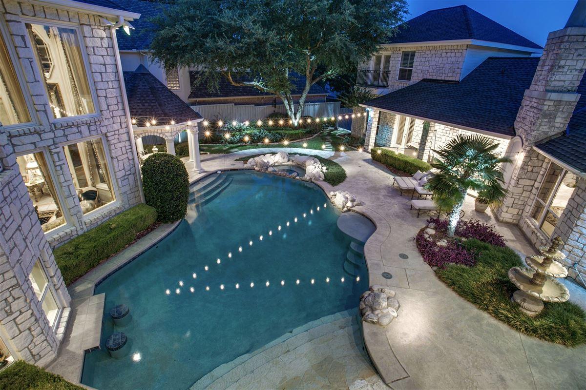 luxurious parade of homes european estate texas luxury homes