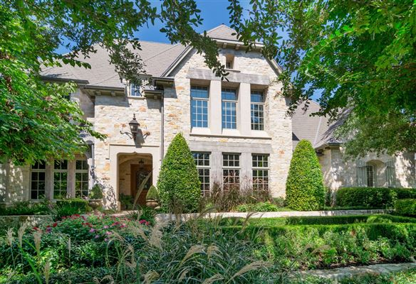 Extraordinary French Country Estate Texas Luxury Homes