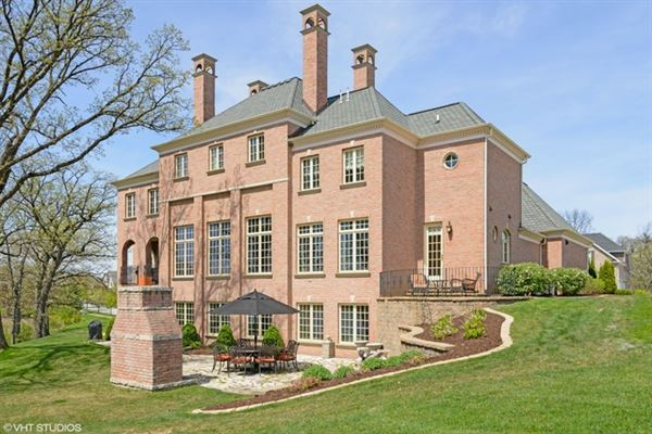 French chateau style home indiana luxury homes for French chateau homes for sale