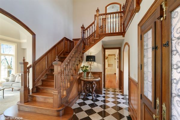 FRENCH CHATEAU STYLE HOME Indiana Luxury Homes Mansions For Sale