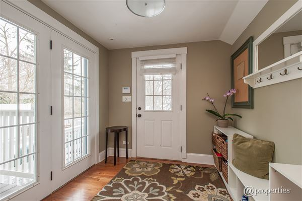 Incredibly charming winnetka home luxury portfolio for What is the square footage of a 15x15 room