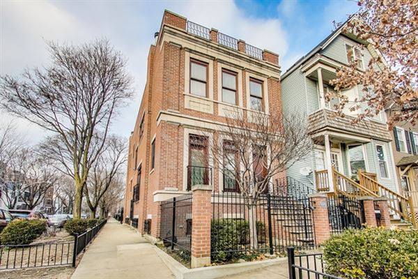 Superb A LUXURY ALL BRICK HOME IN CHICAGO | Illinois Luxury Homes | Mansions For  Sale | Luxury Portfolio
