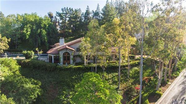 Country Style Villa In North Tustin