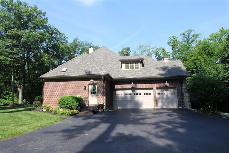 Beautiful Brick And Stone Beauty Ohio Luxury Homes