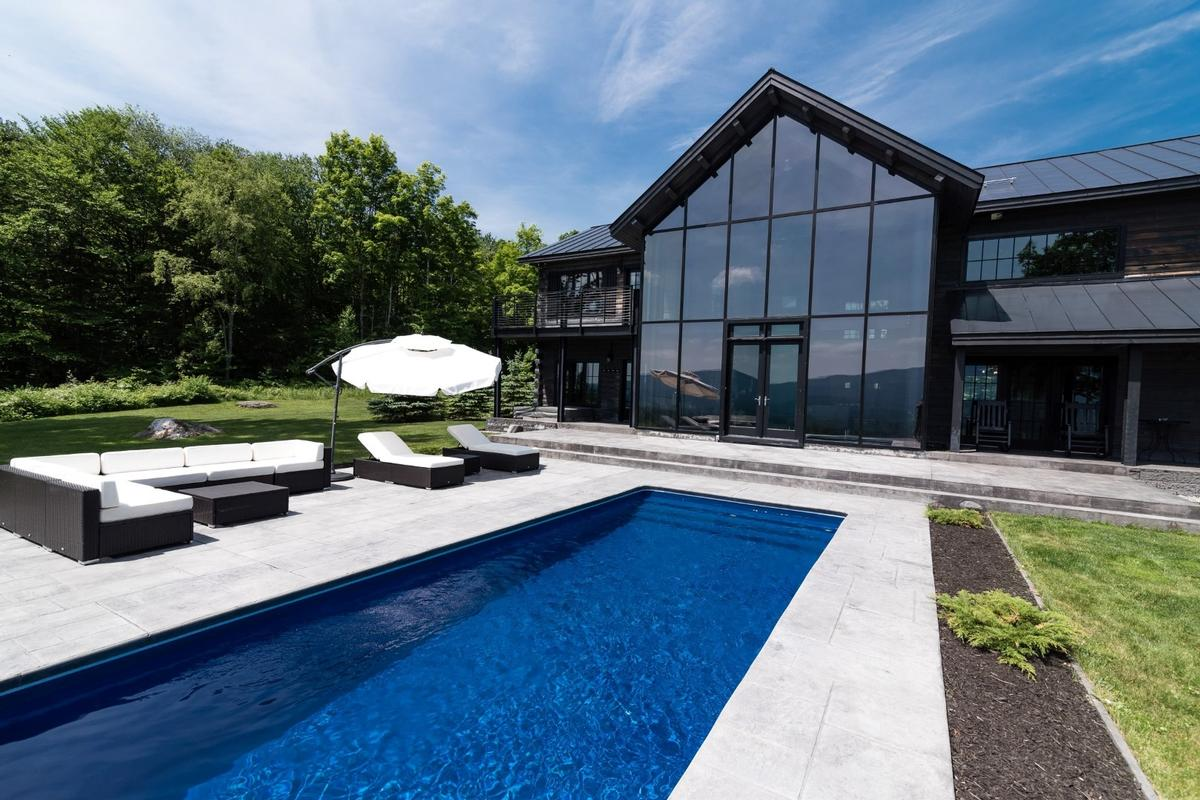 Charming MAGIFICIENT MODERN INDUSTRIAL | Vermont Luxury Homes | Mansions For Sale |  Luxury Portfolio