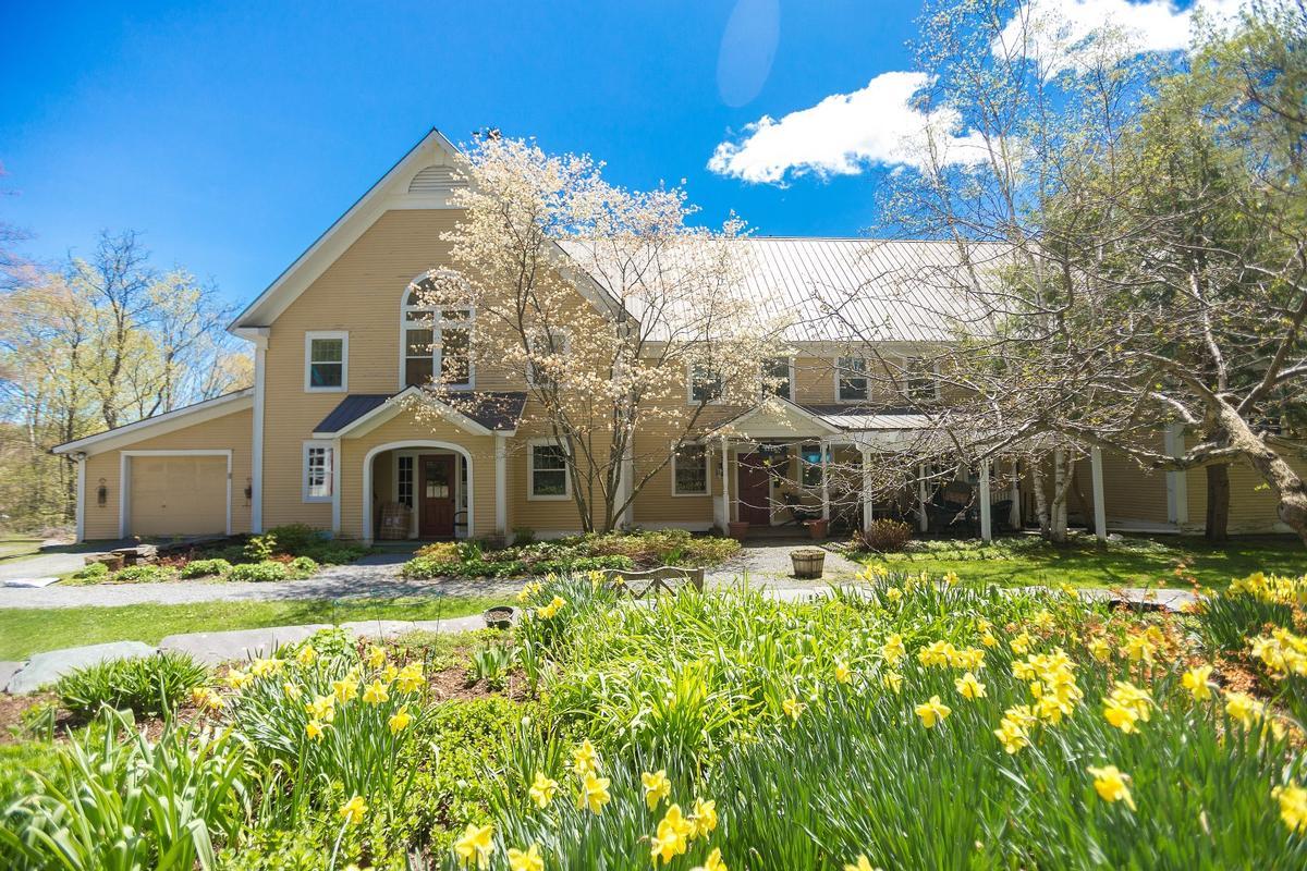 Quintessential Vermont Vermont Luxury Homes Mansions