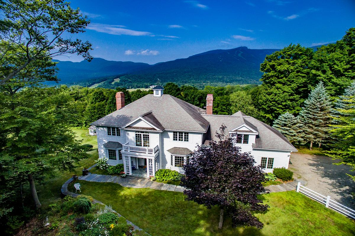 Bella monte vermont luxury homes mansions for sale for Home builders in vermont