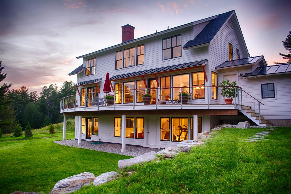 Twin Views Vermont Luxury Homes Mansions For Sale