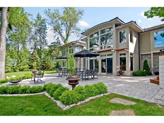 Truly Magnificent Walkout Rambler Minnesota Luxury Homes