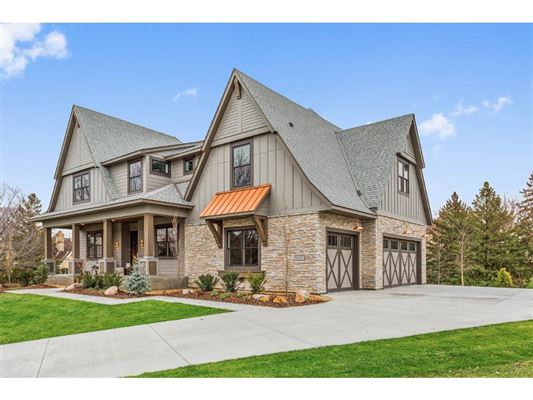 LUXURY MODERN FARMHOUSE Minnesota Luxury Homes Mansions For Sale