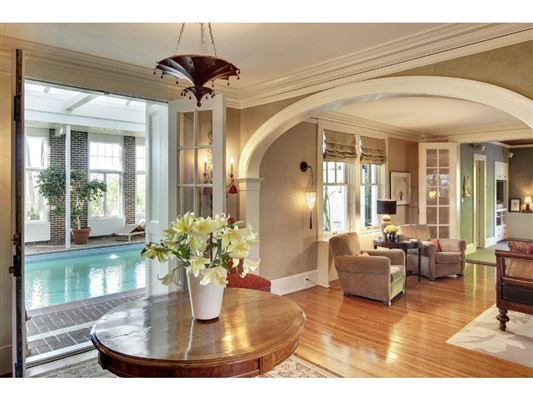 Magnificent Estate On Over Four Acres