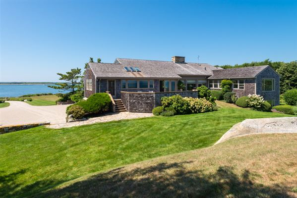 Charming Woods Hole Contemporary Massachusetts Luxury