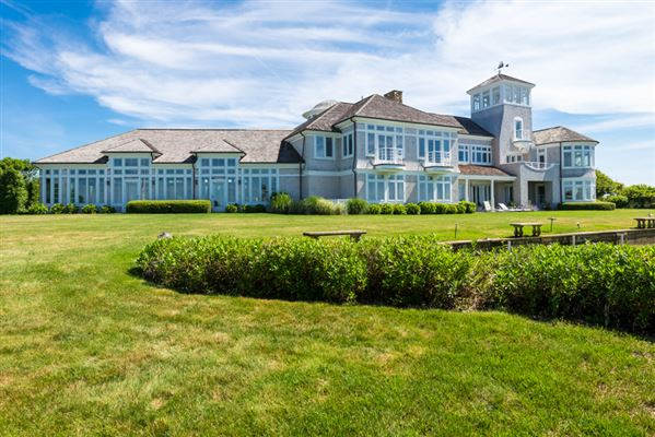Approximately 10 acre private gated estate massachusetts for Cape cod luxury homes