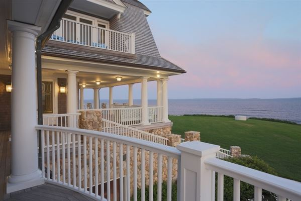 Landmark buzzards bay masterpiece massachusetts luxury for Cape cod luxury homes