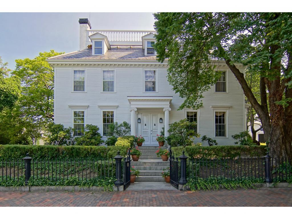 new hampshire luxury homes and new hampshire luxury real estate 179 pleasant street