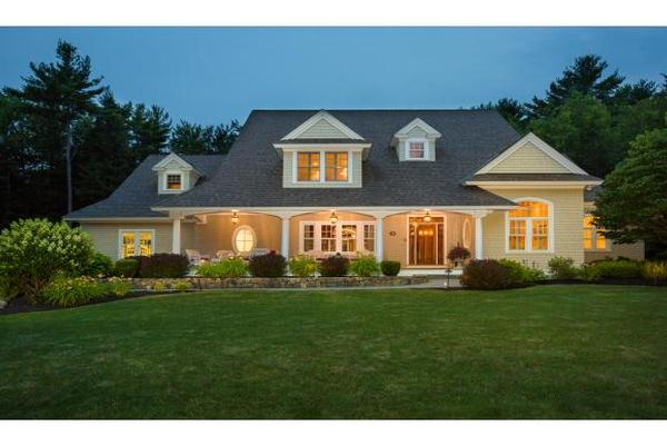 Classic New England Charm New Hampshire Luxury Homes