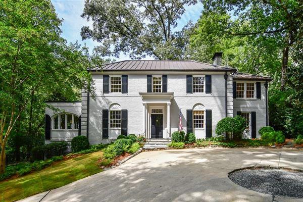 FABULOUS CHARMING HOME IN ATLANTA | Georgia Luxury Homes | Mansions For  Sale | Luxury Portfolio