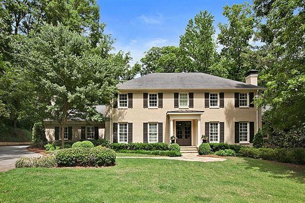 Delightful A BEAUTIFUL HOME IN ATLANTA | Georgia Luxury Homes | Mansions For Sale |  Luxury Portfolio