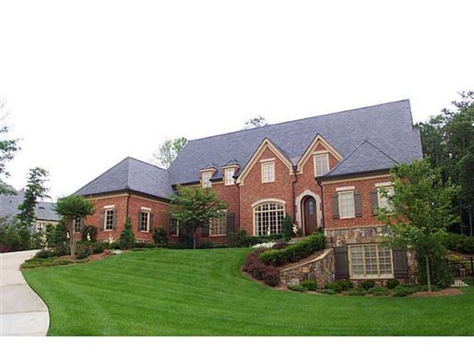 BEAUTIFUL CUSTOM ATLANTA HOME Georgia Luxury Homes Mansions For