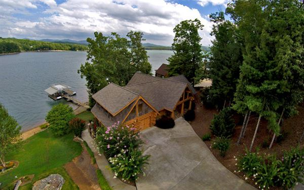 Blue Ridge Waterfront Property For Sale