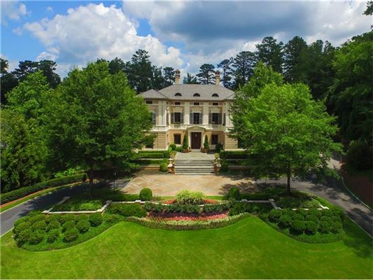 The pinnacle of homebuilding in the american south for South georgia home builders