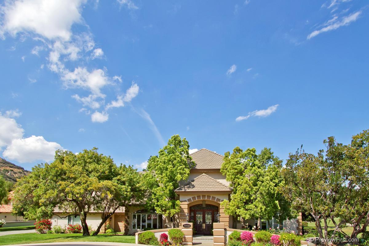 ELEGANT EUROPEAN INFLUENCED CUSTOM HOME | California Luxury Homes ...