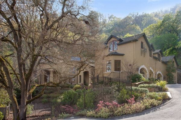 Beautiful French Country Estate California Luxury Homes