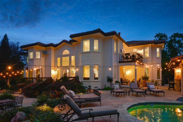 exquisite home in the heart of danville california luxury homes