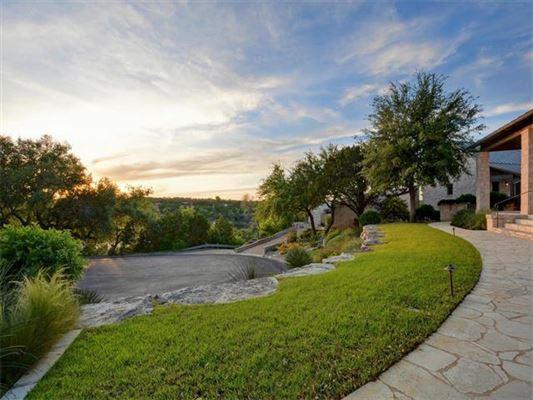 truly singular texas hill country estate texas luxury