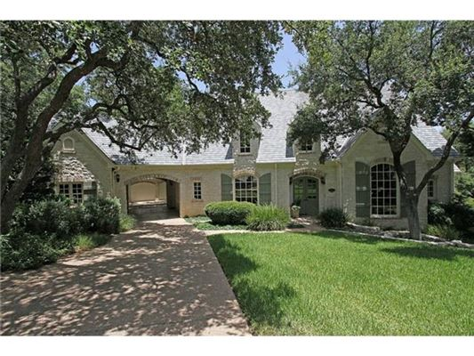 Stunning austin country french home texas luxury homes for French country home for sale
