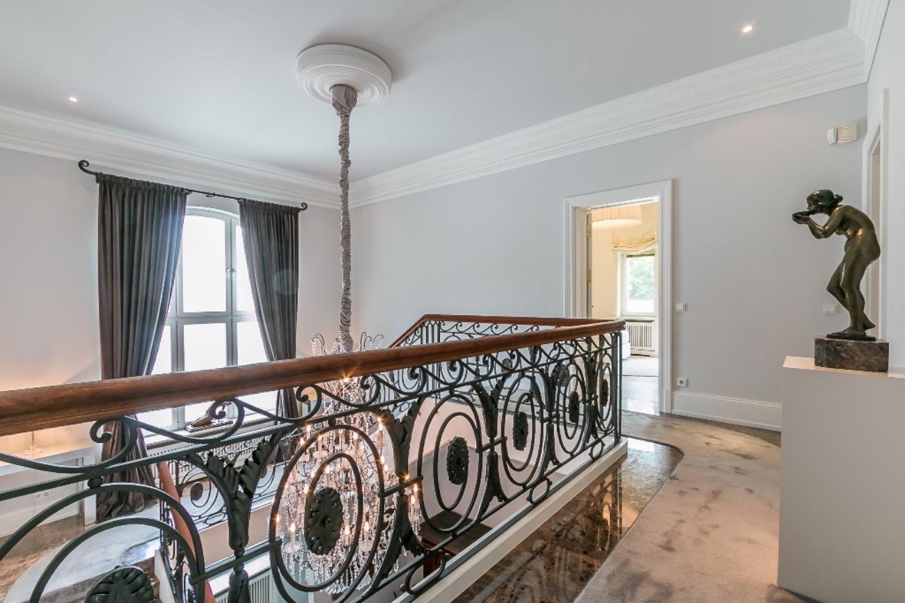 Villa Berlin impressive villa in berlin grunewald germany luxury homes
