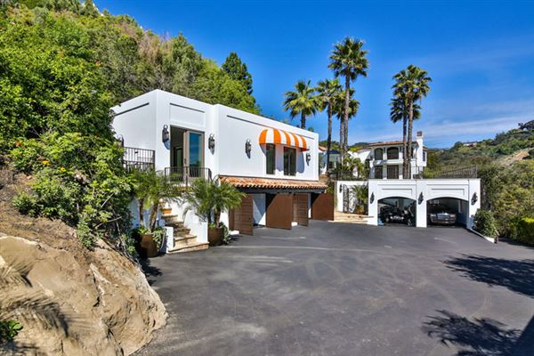 Where st barths meets beverly hills california luxury for Luxury homes in beverly hills ca