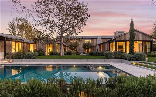 Attractive Exclusive Luxury Located In Holmby Hills Design Inspirations
