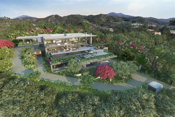 Ready To Build Estate In Bel Air California Luxury Homes