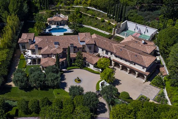 Los Angeles Luxury Homes And Los Angeles Luxury Real Estate Property