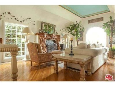 Charming Spanish With A Two Story Guest House California