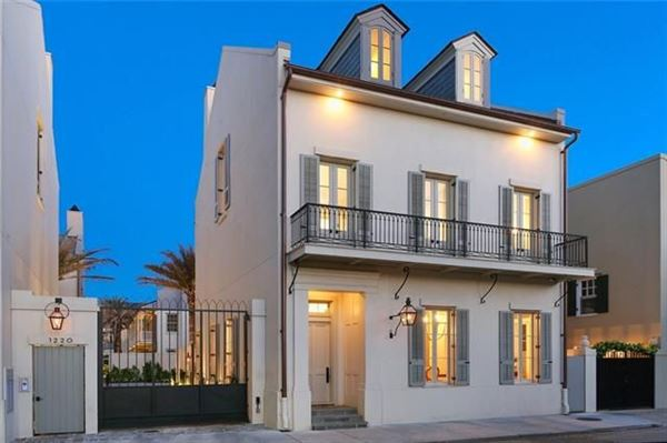 New Orleans Luxury Homes And Real Estate