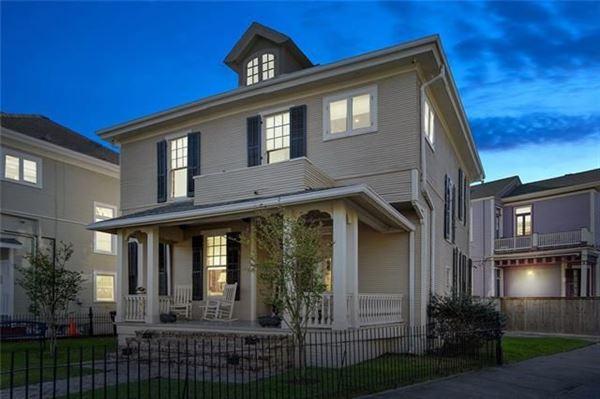 ELEGANT LOWER GARDEN DISTRICT HOME | Louisiana Luxury Homes ...