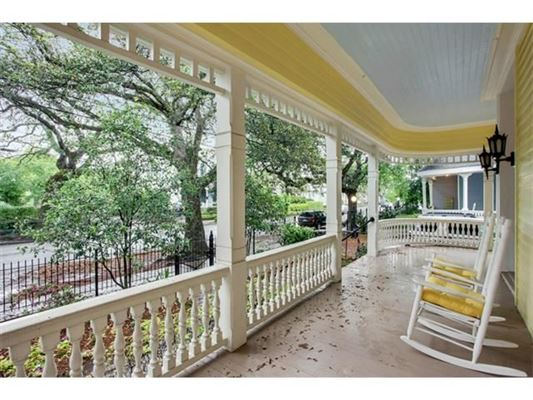 Garden District Queen Anne Style Gem Louisiana Luxury