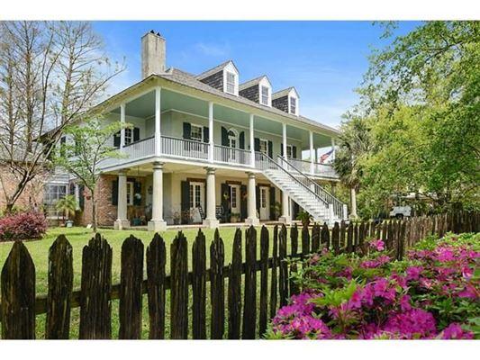 Spectacular Hays Town Plantation Louisiana Luxury Homes