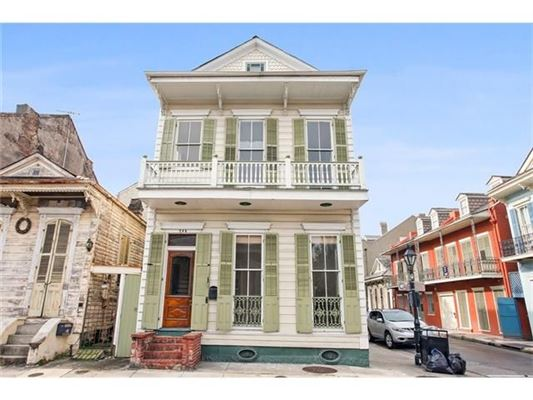 new orleans historic french quarter home louisiana luxury homes