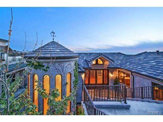 Amazing laguna beach oceanfront estate california luxury for Laguna beach luxury homes
