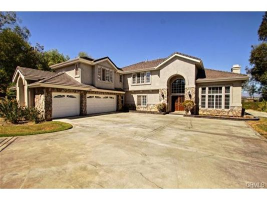 Gorgeous chino hills home california luxury homes for Expensive homes for sale in california