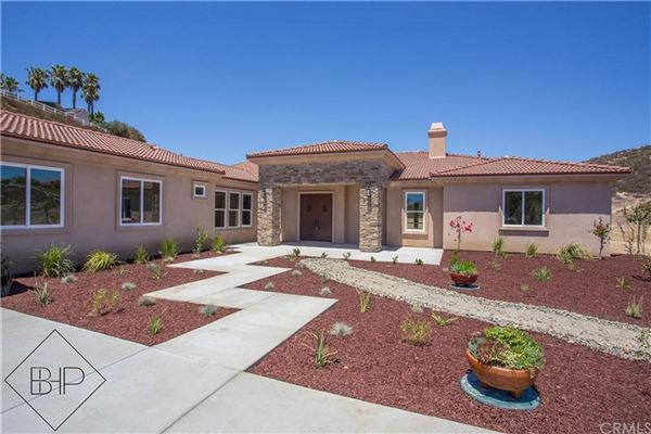 brand new construction in temecula