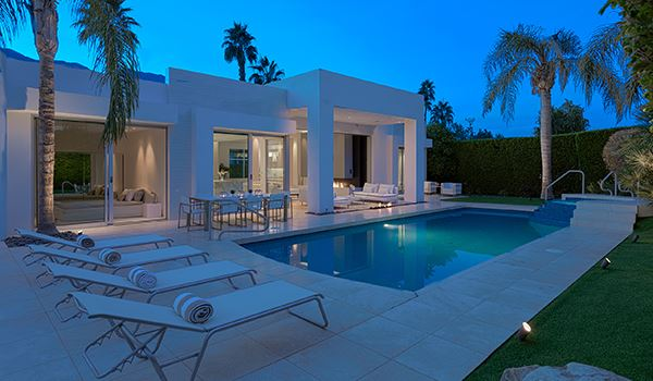 MODERN DESIGNER HOME IN PARC ANDREAS | California Luxury Homes .