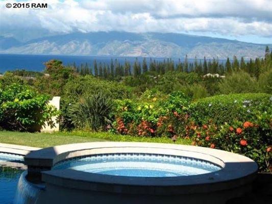 Pineapple Hill Kapalua Maui Hawaii Luxury Homes