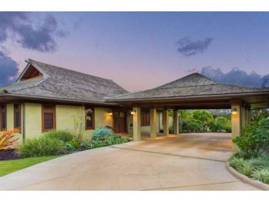 Japanese Style Home exquisite, hawaiian-japanese style home | hawaii luxury homes